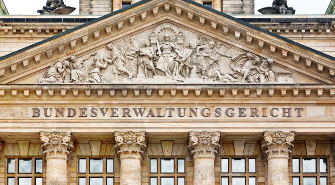 Bundesverwaltungsgericht: Besoldung Berliner Beamter und Richter verfassungswidrig
